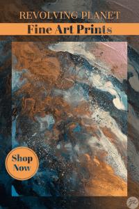 """""""Revolving Planet"""" Fine Art Prints - Shop Now"""